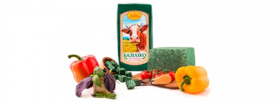 Новинка от ТМ «Prego» – зеленый сыр!