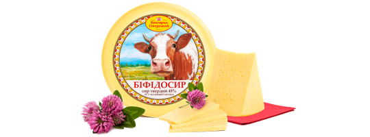 Чудо-сыр с бифидобактериями – комплексная польза для здоровья