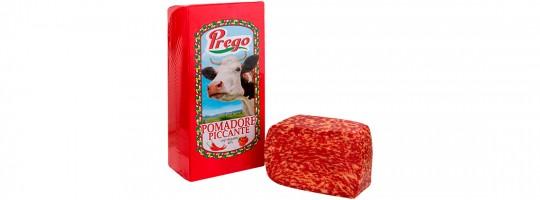 «Pomadore Piccante» - красный сыр от Новгород-Северского сырзавода