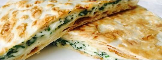 Сыр в лаваше