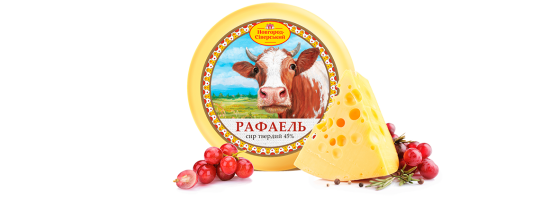 «Рафаэль» - интересные факты о сыре с большими дырками