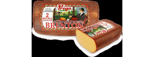"""О пользе копченого сыра """"Brenton"""""""