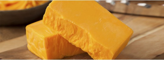 7 удивительных фактов о сыре чеддер