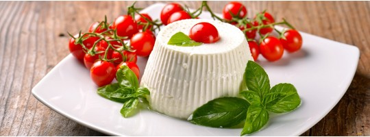 Рикотта на кухне или 3 способа использовать этот мягкий сыр