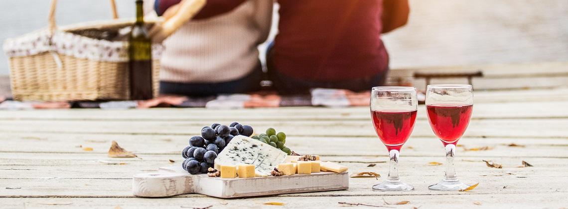 ТОП-5 сыров для романтического вечера